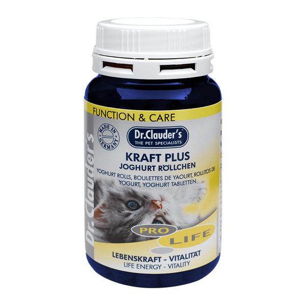 قرص مولتی ویتامین و تقویت کننده استرنت پلاس ،حاوی مواد پروبیوتیک مخصوص گربه 100gr