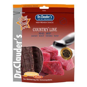 تشویقی دکتر کلودرز مخصوص سگ از گوشت خالص گوساله  محلی 170gr