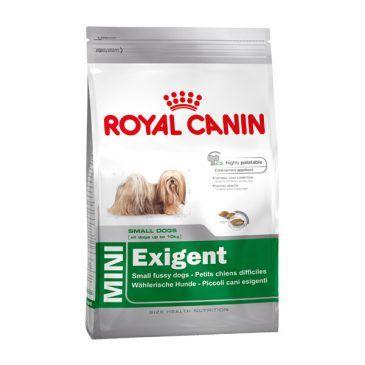 غذای خشک سگ  نژادکوچک بد غذا  4kg