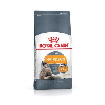 غذای خشک گربه بالغ  با  پوست و مو حساس   2kg