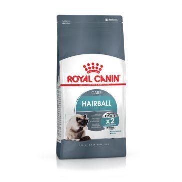 غذای خشک گربه بالغ مبتلا به هربال شدید  2kg
