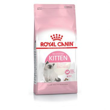 غذای خشک بچه گربه 4 تا 12 ماه         2kg