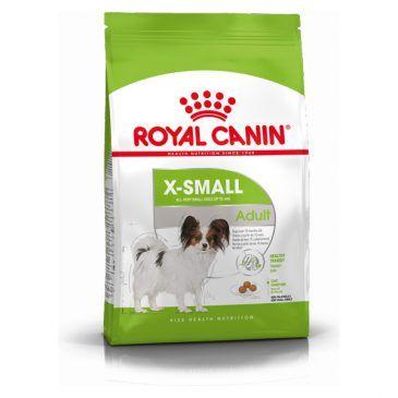 غذای خشک سگ بالغ نژاد خیلی کوچک بالای10ماه  1.5kg