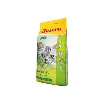 غذای خشک سنسی کت جوسرا مخصوص گربه بالغ بد اشتها و یا با دستگاه گوارش حساس 10000gr