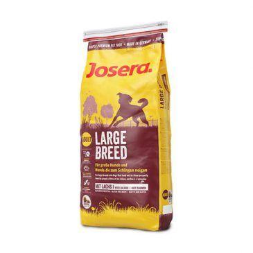 غذای خشک جوسرا مخصوص سگ بالغ نژاد بزرگ حاوی گوشت مرغ بهمراه سالمون 1500gr