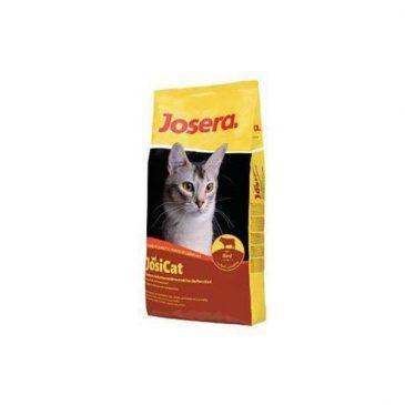 غذای خشک جوسی کت جوسرا مخصوص گربه های بالغ با طعم گوشت گوساله 10000gr