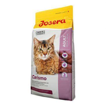 غذای خشک کاریزمو جوسرا جهت پیشگیری و بهبود بیماریهای کلیوی و یا گربه های بالای 6 سال 2000gr