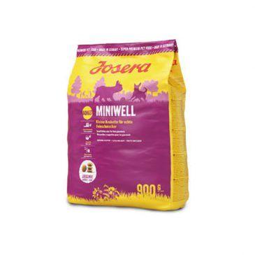غذای خشک مینی ول جوسرا مخصوص سگ بالغ نژاد کوچک 900gr