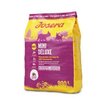 غذای خشک مینی دلوکس جوسرا با گوشت بره و بدون غلات مخصوص سگ بالغ نژاد کوچک 900gr