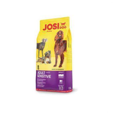 غذای خشک جوسی داگ سنستیو فاقد گلوتن مخصوص سگ کلیه نژادها با قابلیت هضم بالا 1800gr