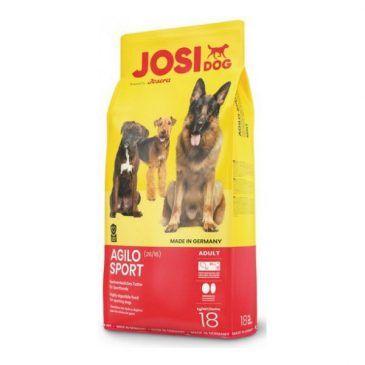 غذای خشک جوسی داگ اسپورت فاقد گلوتن مخصوص سگ ورزشی کلیه نژادها 1800gr