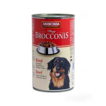 كنسرو بروکنیز حاوی گوشت مرغ مخصوص سگ 1240gr