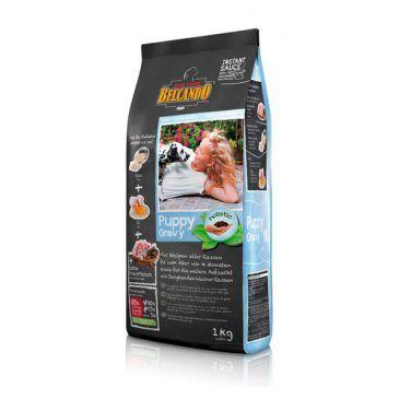 غذای خشک توله سگ 1 تا 4 ماهه بلکاندو  1000gr