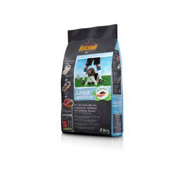 غذای خشک توله سگ نژاد بزرگ بالای 4 ماه – بره و برنج 5000gr