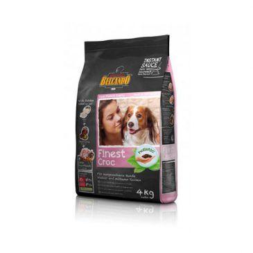 غذای خشک مخصوص سگ های  بالغ  بدغذا  نژاد کوچک با طعم اردک 4000gr