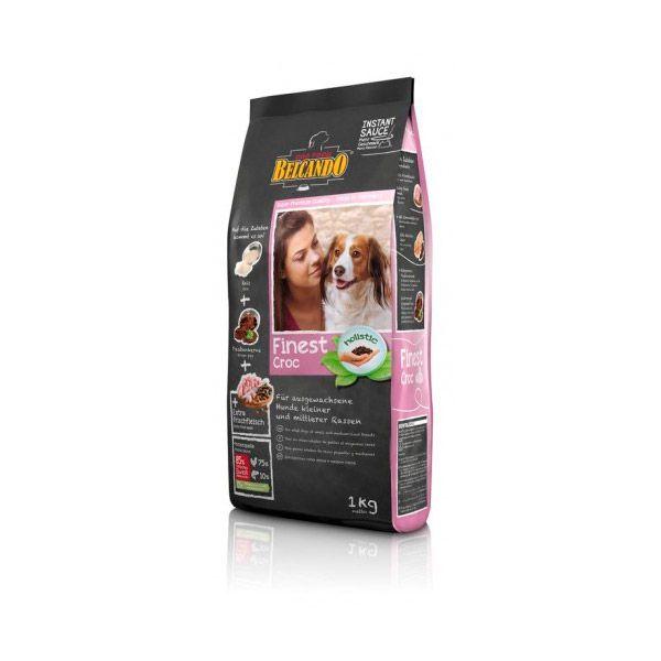 غذای خشک مخصوص سگ های  بالغ  بدغذا  نژاد کوچک با طعم اردک 12500gr