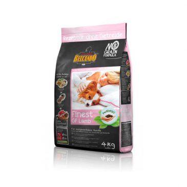 غذای خشک بدون غلات سگ نژاد کوچک بلکاندو 4000gr