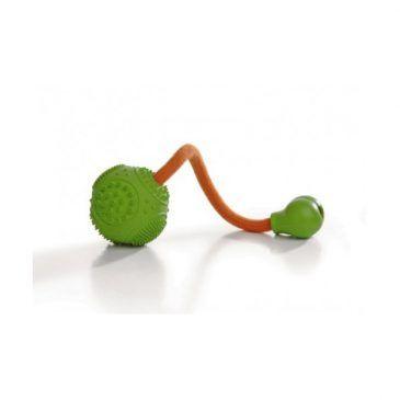 اسباب بازی سگ - توپ و طناب دندانی