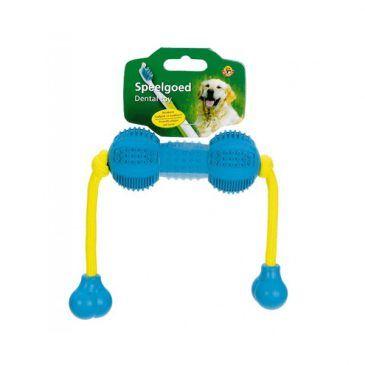 اسباب بازی دمبل و طناب دندانی مخصوص سگ