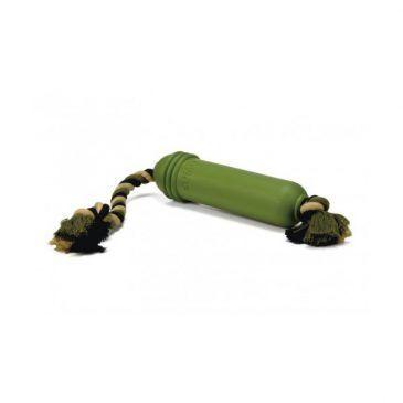 اسباب بازی سومو طناب دار مخصوص سگ های بزرگ/ سبز