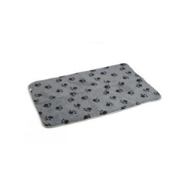 زیرانداز خشک مخصوص باکس و لانه سگ و گربه/ طوسی/ 60×89 Cm
