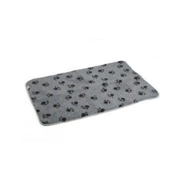 زیرانداز خشک مخصوص باکس و لانه سگ و گربه/ طوسی/ 69×109 Cm