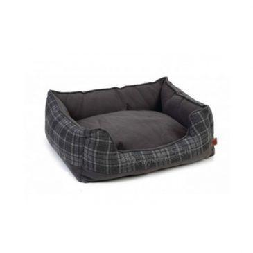 جای خواب سگ و گربه مدل Sliepa/ خاکستری