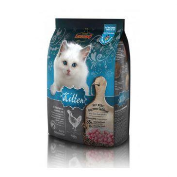 غذای خشک کیتن لئوناردو مخصوص بچه گربه 400gr