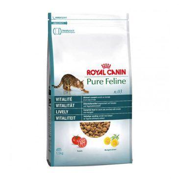 غذای خشک رویال کنین برای شادابی و ضد افسردگی گربه 1.5kg
