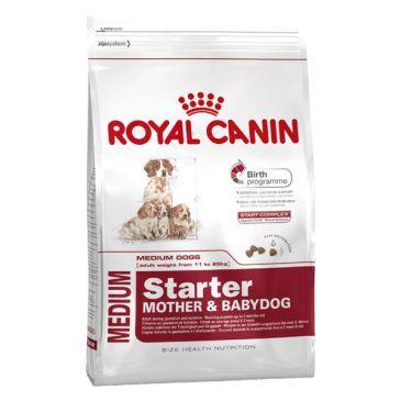 غذای خشک توله سگ نژاد متوسط زیر 2 ماه و سگ مادر 10kg