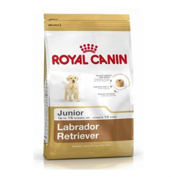 غذای خشک رویال کنین مخصوص توله سگ و سگ جوان نژاد لابرادور 2 تا 15 ماه 12kg