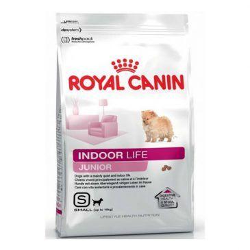 غذای خشک توله سگ نژاد کوچک داخل خانه  15kg