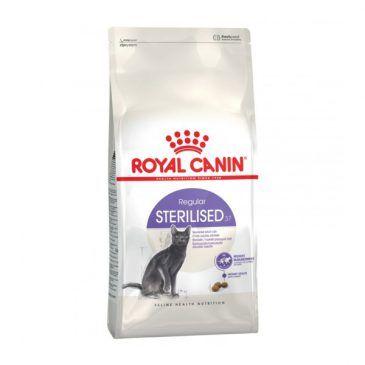 غذای خشک رویال کنین مخصوص گربه های بالغ عقیم شده 2kg