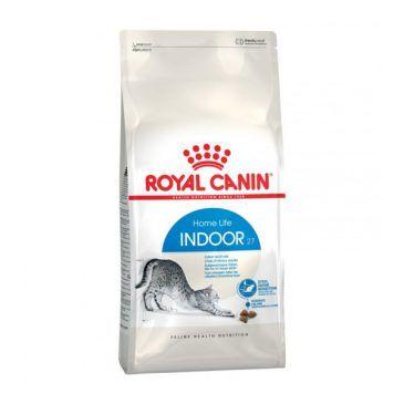 غذای خشک رویال کنین مخصوص گربه های بالغ داخل خانه 4kg