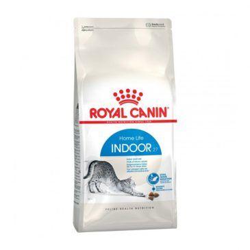 غذای خشک رویال کنین مخصوص گربه های بالغ داخل خانه 10kg