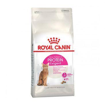 غذای خشک رویال کنین مخصوص گربه های بد غذا با میل به پروتئین بالا 4kg