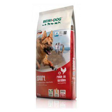 غذای خشک سگ اسپورت (با فعالیت بالا) با طعم طیور  بویداگ 12500gr
