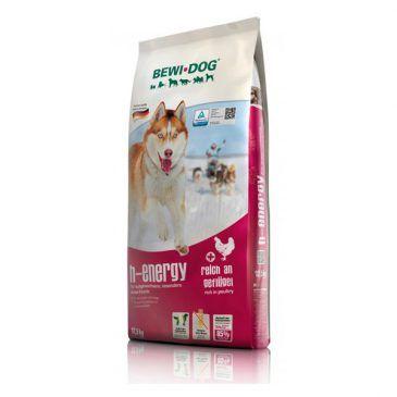 غذای خشک سگ پرانرژی (با فعالیت خیلی بالا)  با طعم طیور بوی داگ 12500gr
