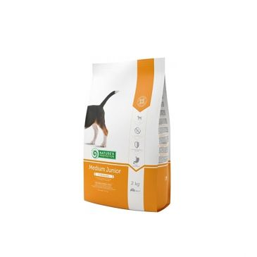 Nature Protection Dog Medium Junior 123