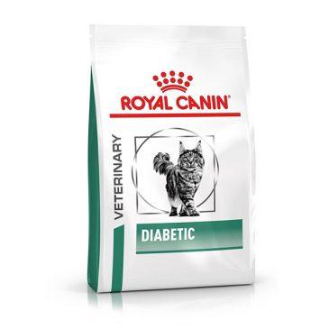 غذای خشک گربه مبتلا به دیابت Royal canin
