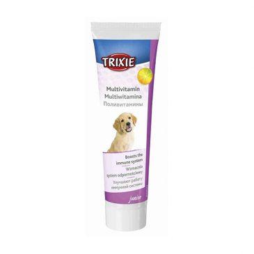 خمیر مولتی ویتامین توله سگ Trixie